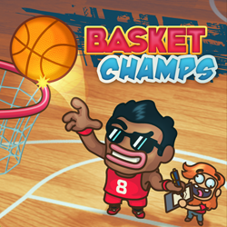 sports games Basket Champs