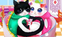 بازی گربه های ملوس