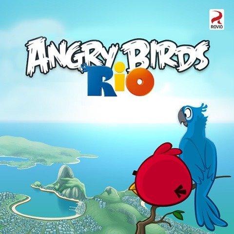 بازی پرندگان خشمگین ریو