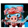 بازی خوک خلبان