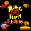 بازی خوشحالی میمون آسانسور