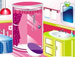 بازی طراحی حمام