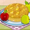 پای سیب خوشمزه