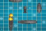 بازی دونفره جنگ دریایی
