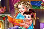 بازی دخترانه کودک عزیزم