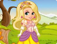 بازی دخترانه شاهزاده خانوم
