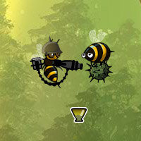 زنبور شکارچی