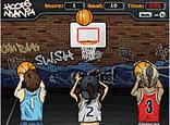 بازی بسکتبالیست