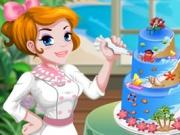 بازی طراحی کیک