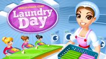 بازی دخترانه خشکشویی