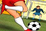 بازی دونفره پنالتی