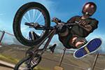 بازی دوچرخه سواری حرفه ای