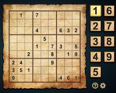بازی دونفره سودوکو