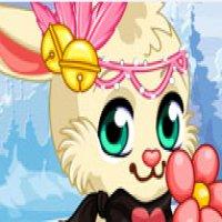 بازی دخترانه آرایش خرگوش