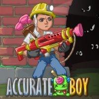 بازی آنلاین پسر دقیق