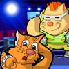 بازی جنگ گربه ها