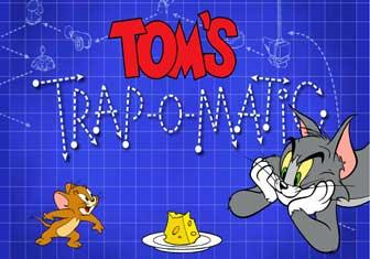 بازی تله گذاری تام و جری