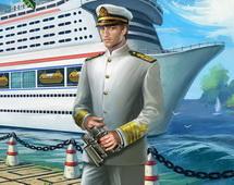 بازی اشیای پنهان کشتی تفریحی