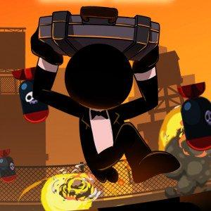 بازی کیف دستی استیکمن