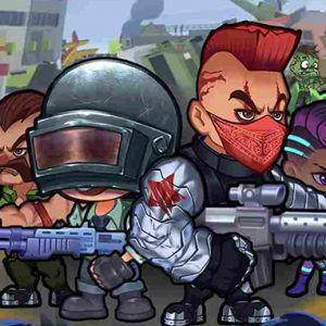 بازی اکشن کشتن زامبی آنلاین برای کامپیوتر اندروید