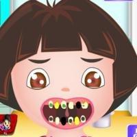 بازی دخترانه دندان پزشک دورا