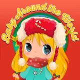 بازی دخترانه لباس زمستانی