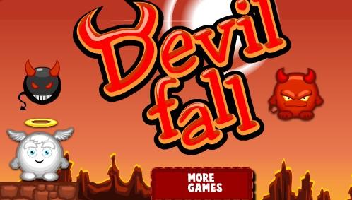 بازی معمایی سقوط شیطان