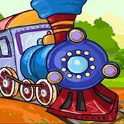 بازی فکری قطار شادی
