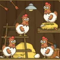 بازی جنگ مرغ ها