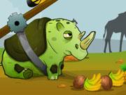 بازی پرتاب میوه