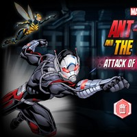 بازی اکشن جدید مرد مورچه ای آنلاین
