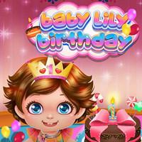 بازی جشن تولد لیلی دخترانه