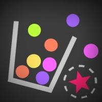 بازی فیزیک توپ های رنگی