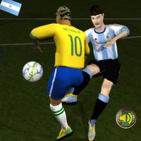بازی فوتبال برزیل و آرژانتین 2017 جدید