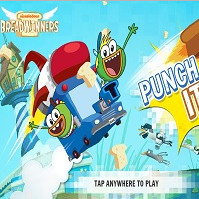 games online Breadwinners: Ultimate Robot Battle game