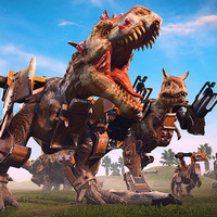 بازی جنگ دایناسورها آنلاین