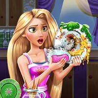 بازی آنلاین دخترانه شستن ظرف