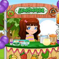 بازی آنلاین دکه لیمونات