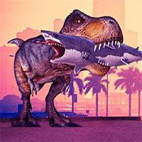 بازی دایناسور خشمگین در میامی