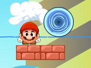 بازی معمایی نجات ماریو
