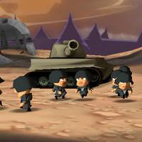 بازی جنگی مسلسل