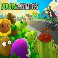 گیاهان در مقابل زامبی