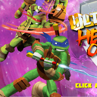 Battle Games TMNT Vs Power Rangers 2