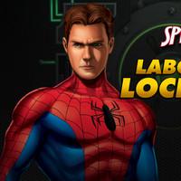 بازی مرد عنکبوتی در آزمایشگاه