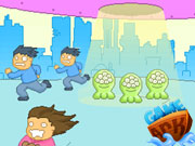 بازی معمایی شکار فضایی ها