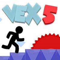 بازی هیجان انگیز Vex 5