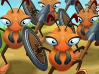 بازی مورچه های رزمنده