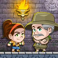 بازی معمایی ماجراجویی آزتک برای کامپیوتر