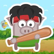 بازی جنگ خوک ها برای موبایل
