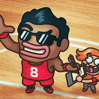 بازی ورزشی قهرمان بسکتبال